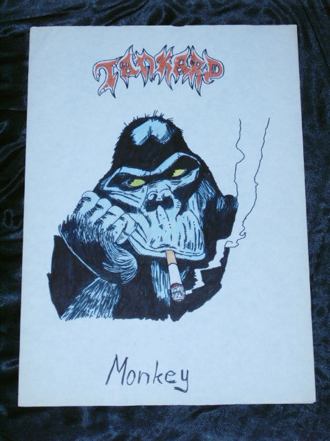 drawing-tankard-monkey
